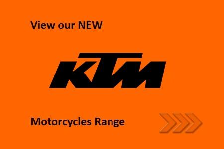 New KTM Motorcycles