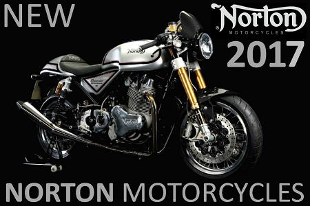 New Norton Motorcycles