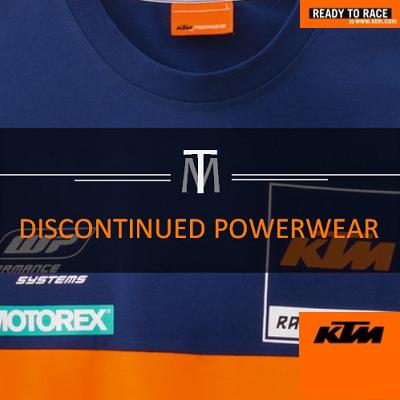 Discontinued KTM Powerwear