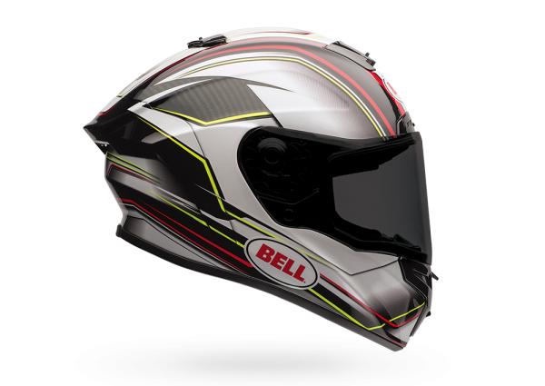 Bell Race Star - Triton Black / Silver