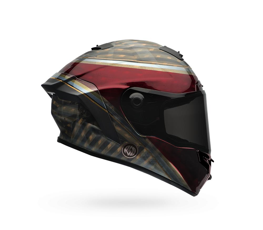 Bell Star Rsd Blast Red Black Teasdale Motorcycles