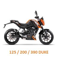 125 / 200 / 390 DUKE