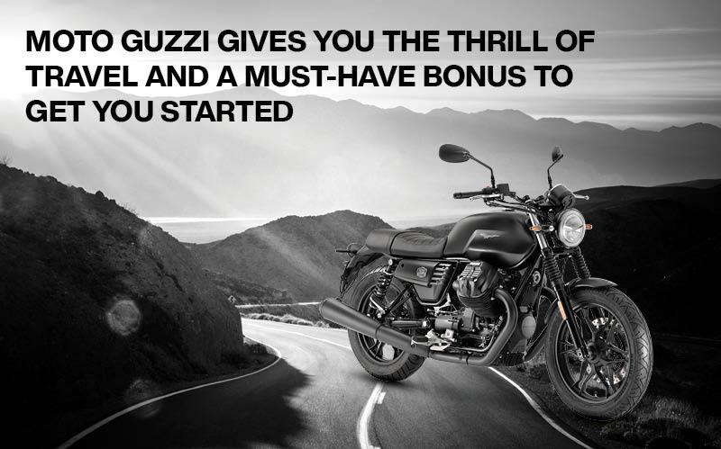 Moto Guzzi V7 accessories