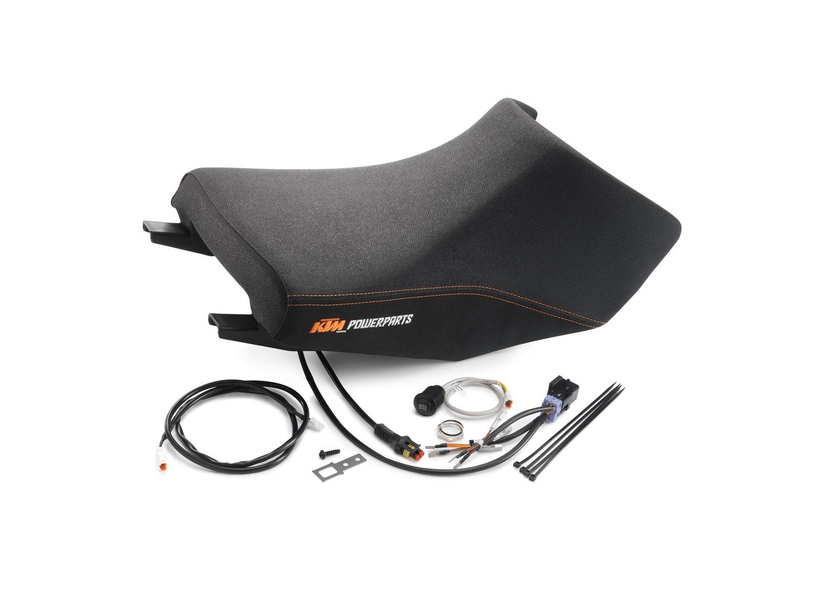 Ergo Heated Seat 60307940000 Teasdale Motorcycles