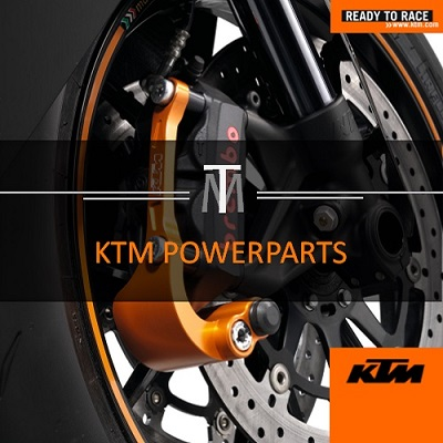 KTM Powerparts 2017 - Genuine Parts and Accessories For Your KTM.