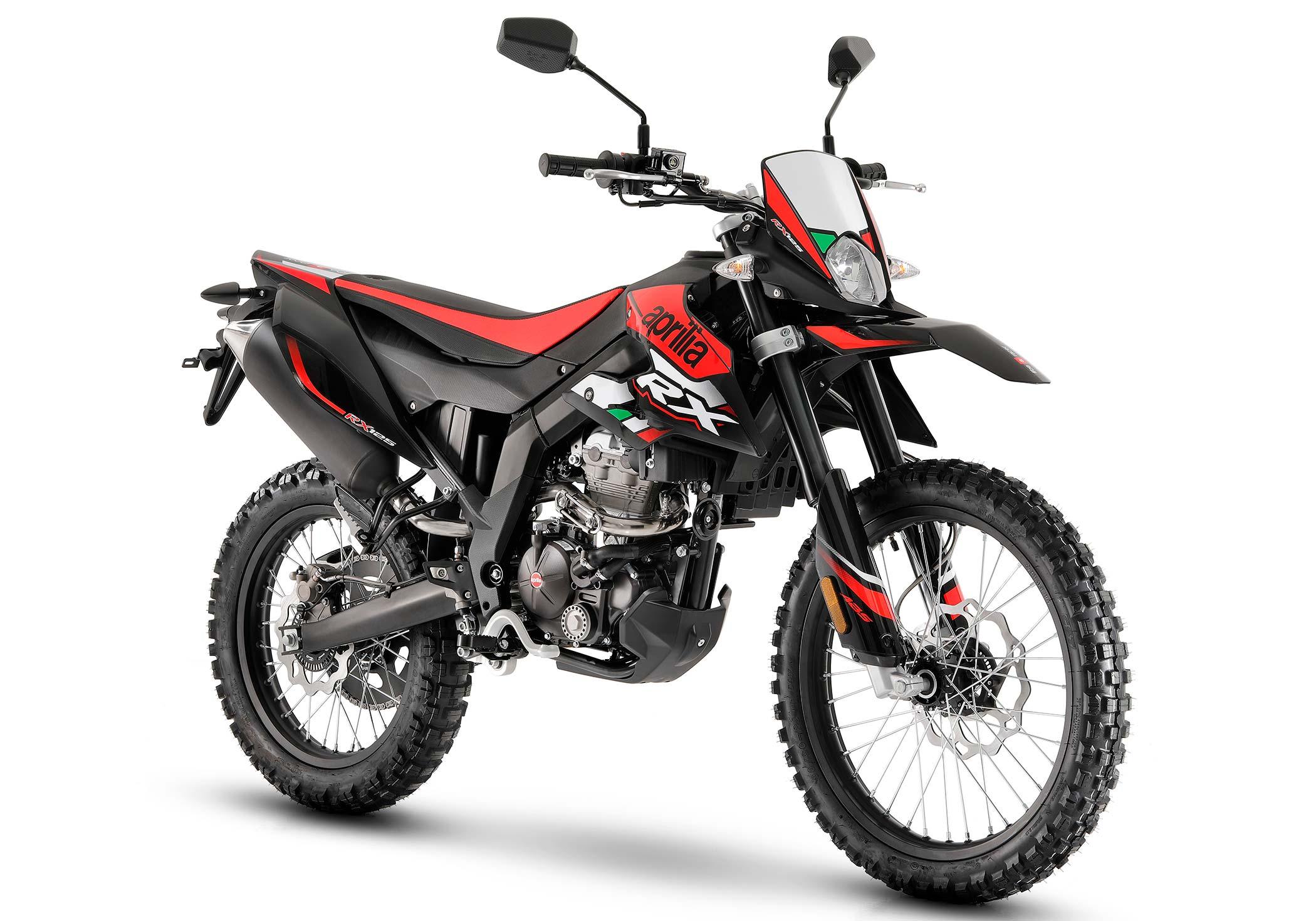 Aprilia RX 125 - Teasdale Motorcycles
