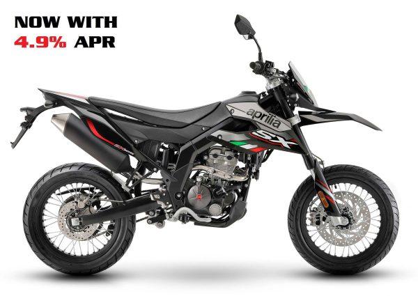 Aprilia SX 125