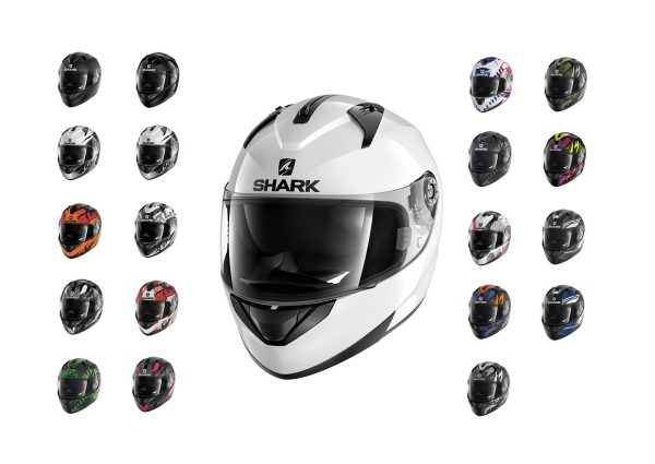 Shark Ridill helmets