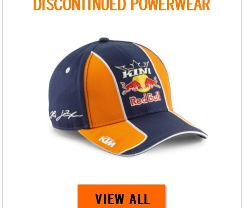 Discontinued KTM Powerwear