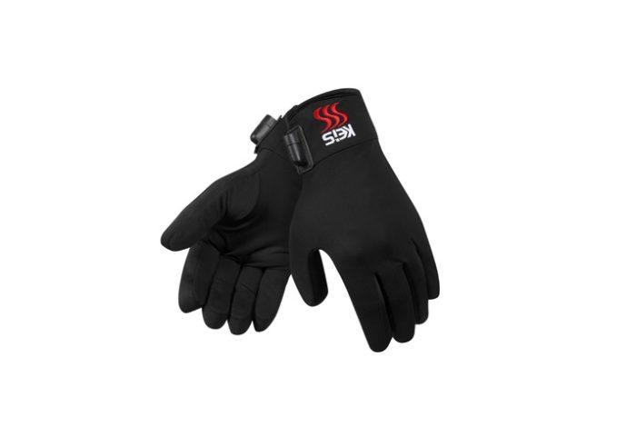 KEIS G102 Heated Inner Gloves