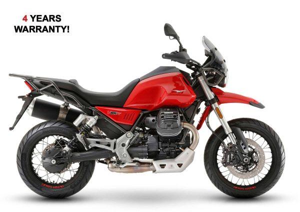 Red V85 TT
