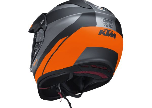 KTM Hornet Adventure Helmet Back