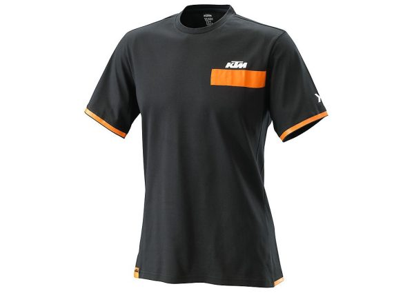 Pure T-Shirt Black