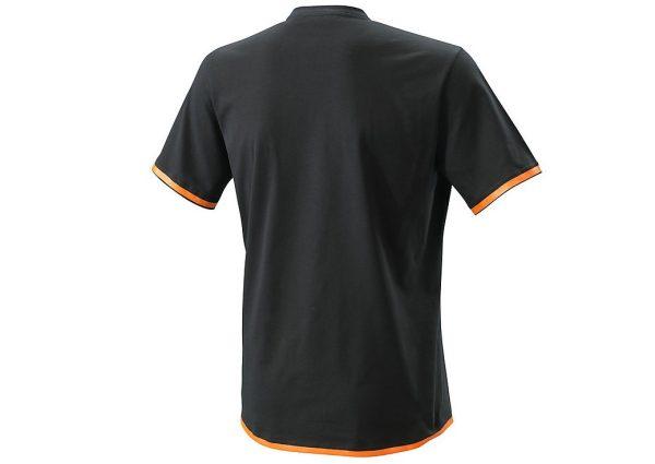 Pure T-Shirt Black Back