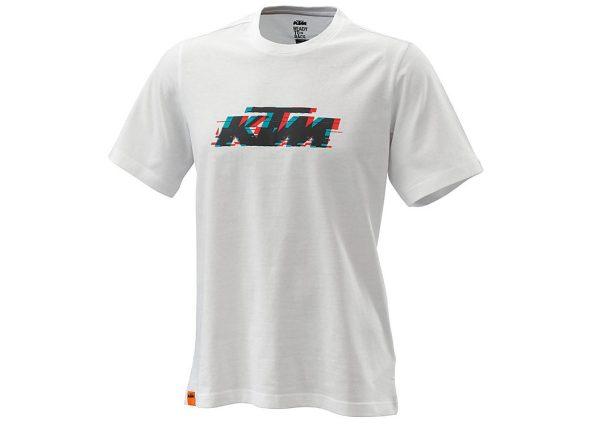 Radical Logo T-Shirt White