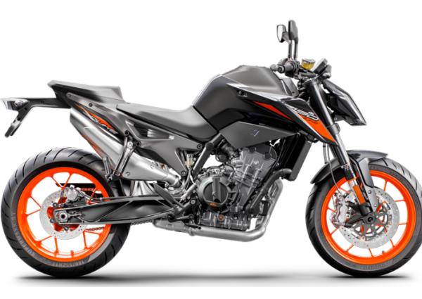 Black 790 Duke 2020
