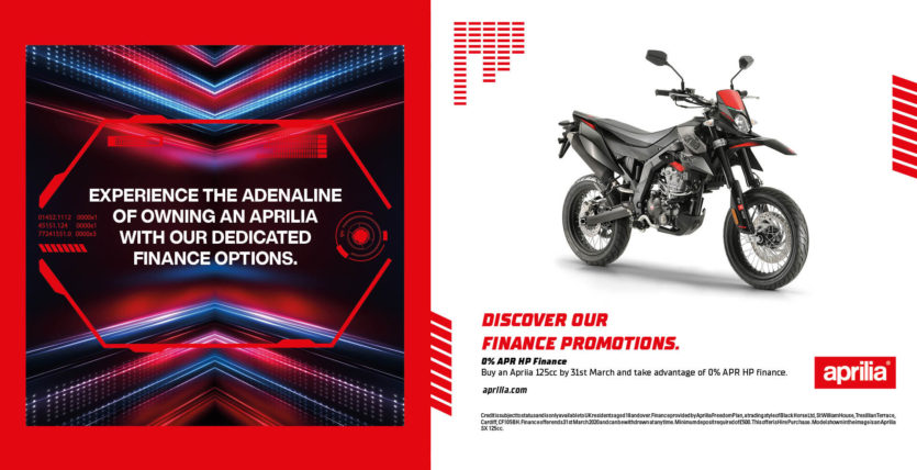 Aprilia Finance