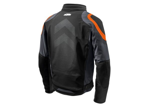 KTM Apex Jacket Back