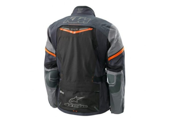 KTM Managua GTX Techair Jacket Back
