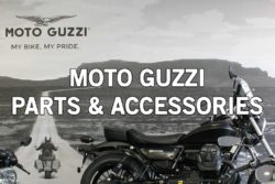 Moto Guzzi Parts and Accessories