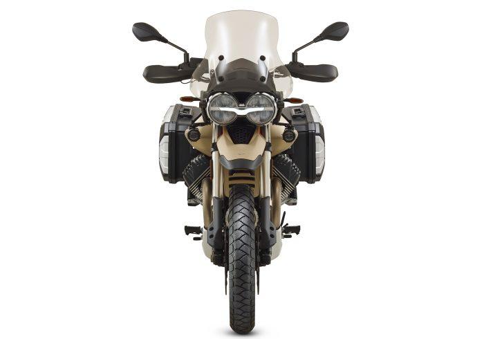 Moto Guzzi V85TT Travel front