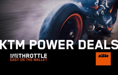 KTM Powerdeals