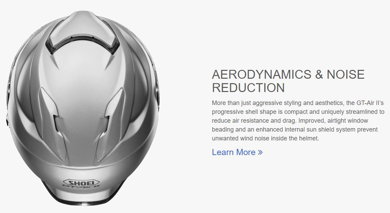 aerodynamic reduction