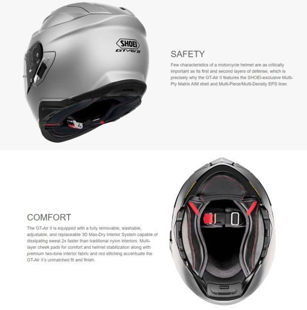 safety & comfort