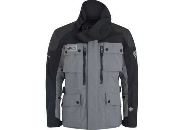 Belstaff Long Way Up Jacket Grey