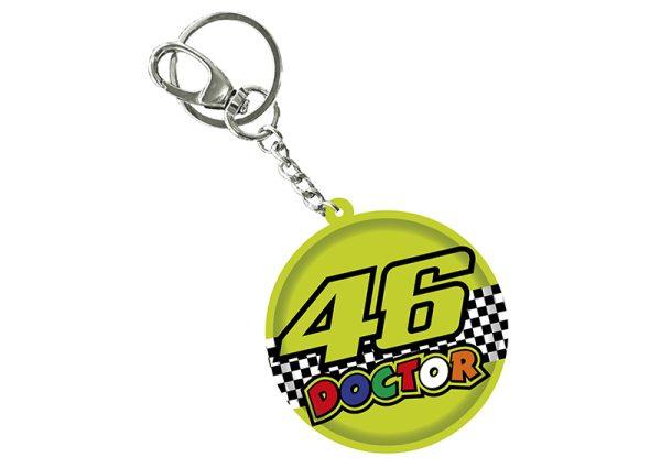 VR46 KEY RING RACE U