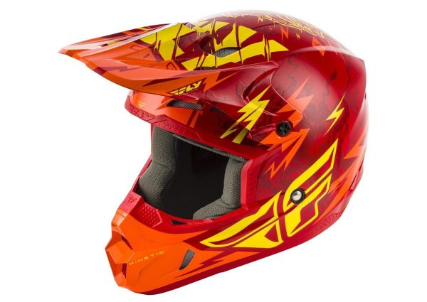 Kinetic Youth Shock Helmet