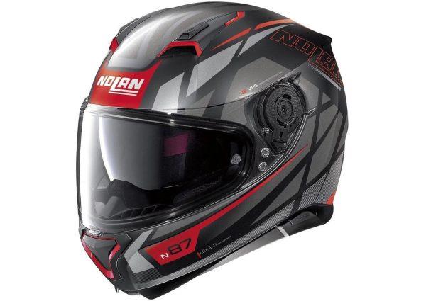 Nolan N87 Red