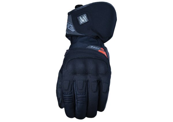 Five HG2 Waterproof Adult Gloves Black