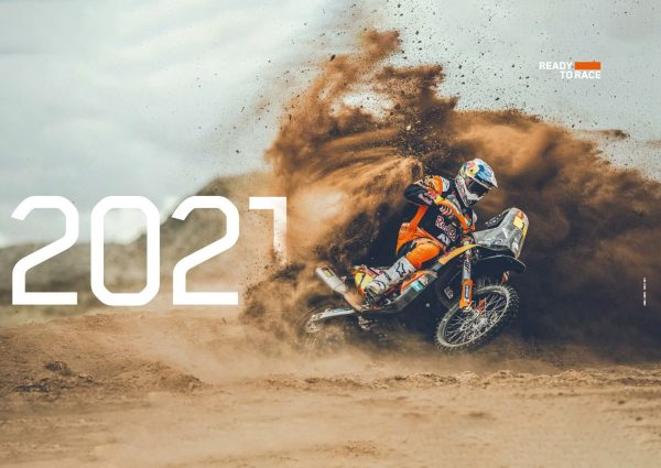 KTM 2021 Calendar