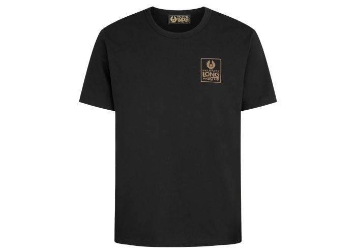 Belstaff small logo T-shirt