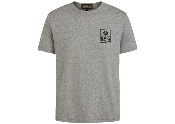Long Way Up small logo T-shirt