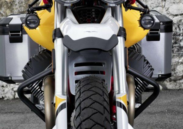V85 TT Crash Bars