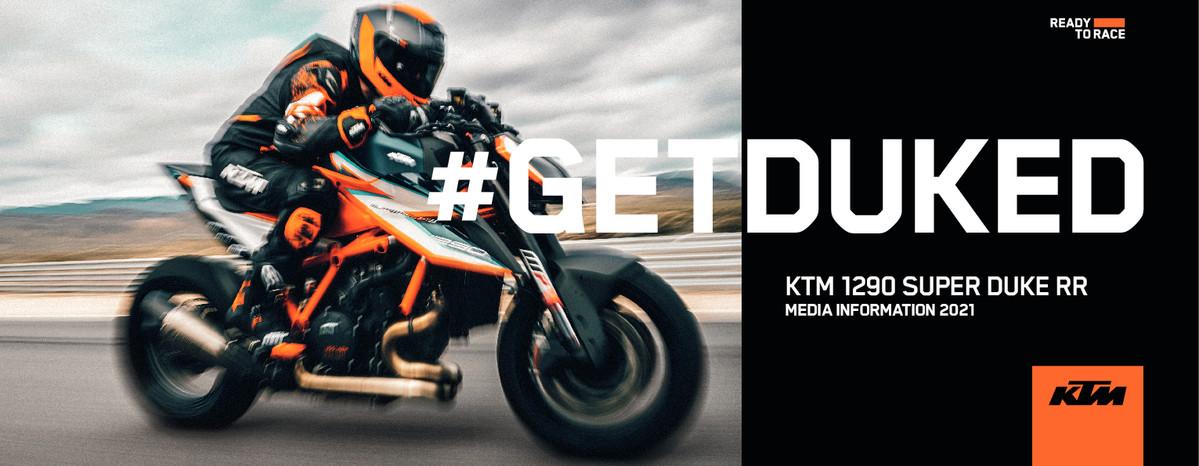 2021 KTM 1290 Duke RR