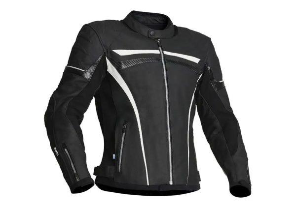 Lindstrands Chrome Leather Jacket