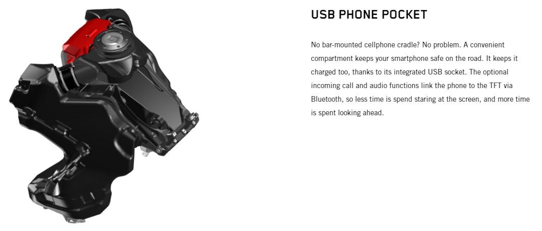 USB PHONE POCKET