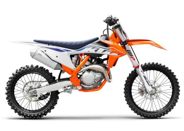 MY22 450 SX-F Main