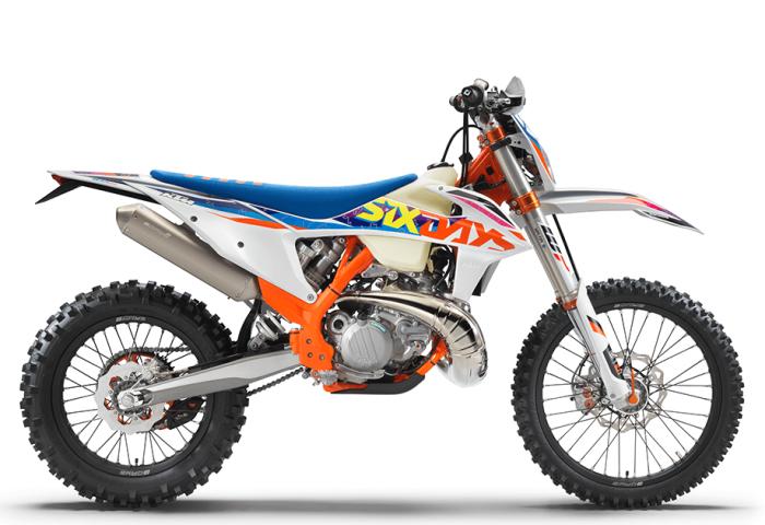 KTM 300 EXC TPI 6 DAY 2022