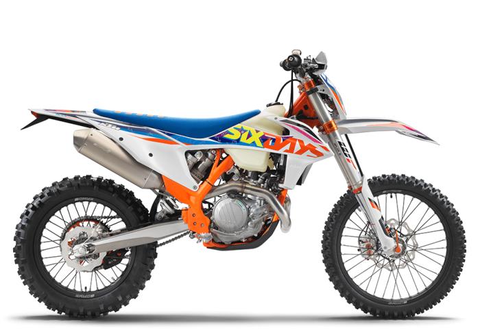 KTM 500 EXC-F SIX DAYS 2022