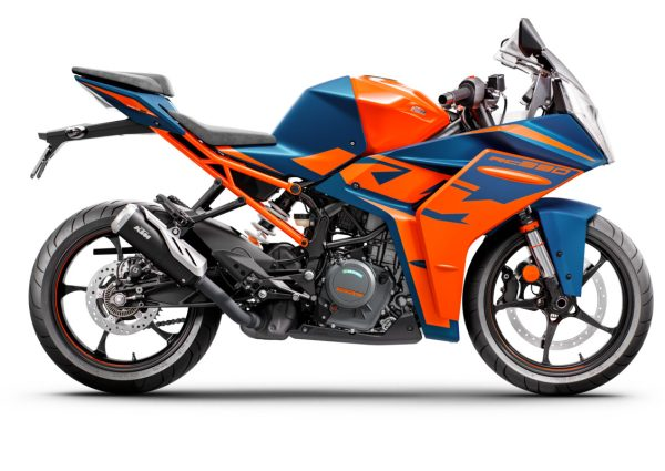 RC390 2022 Blue